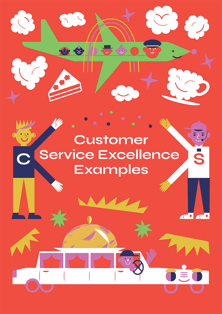 Customer Service Excellence Examples