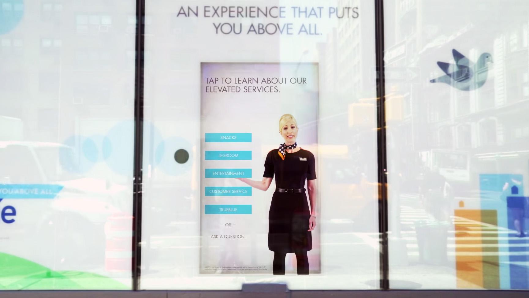 Jetblue marketing experience