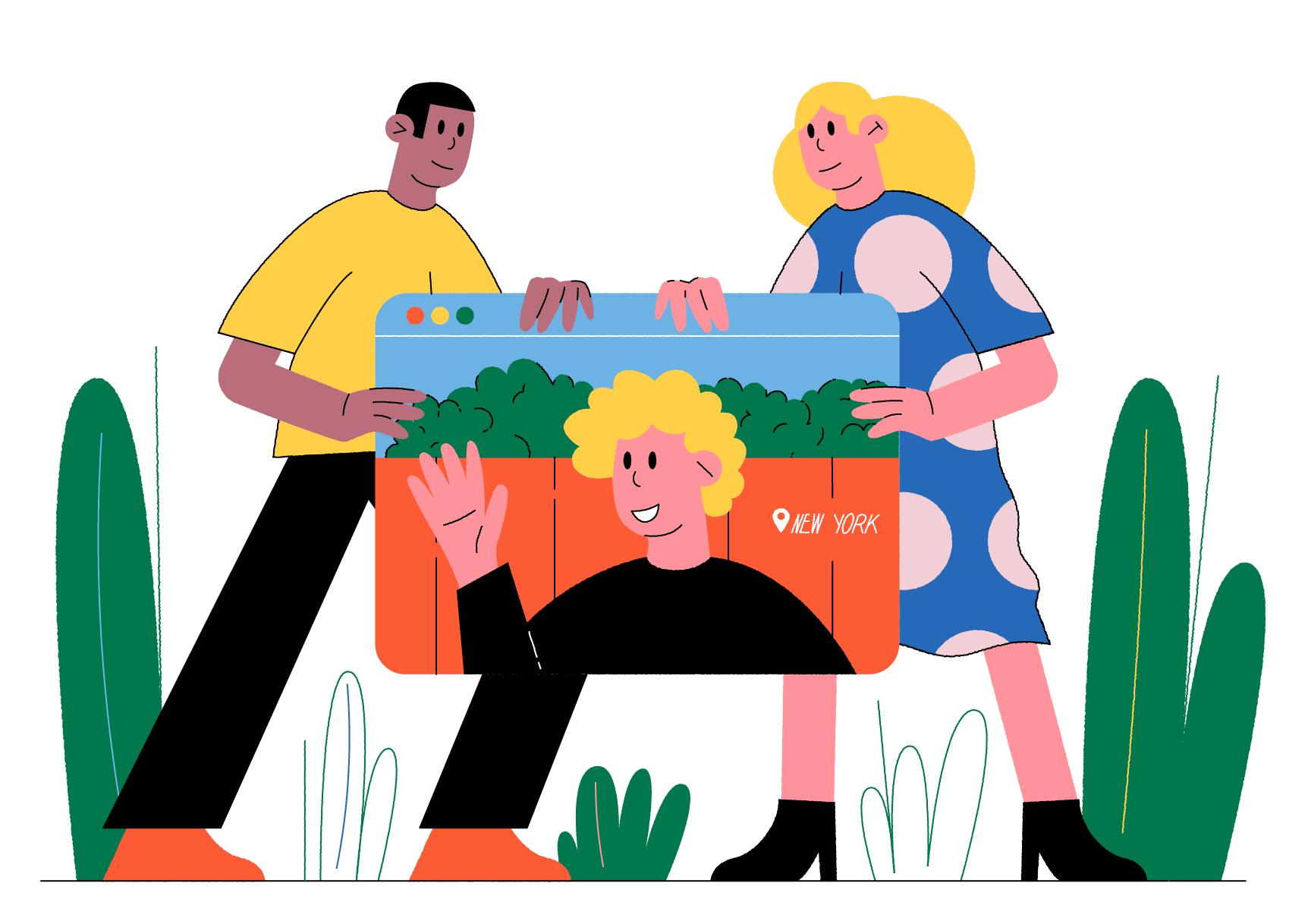 Meetings in a remote team