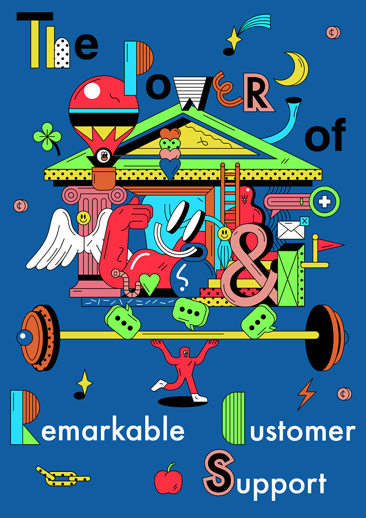 The power of Remarkable Customer Support