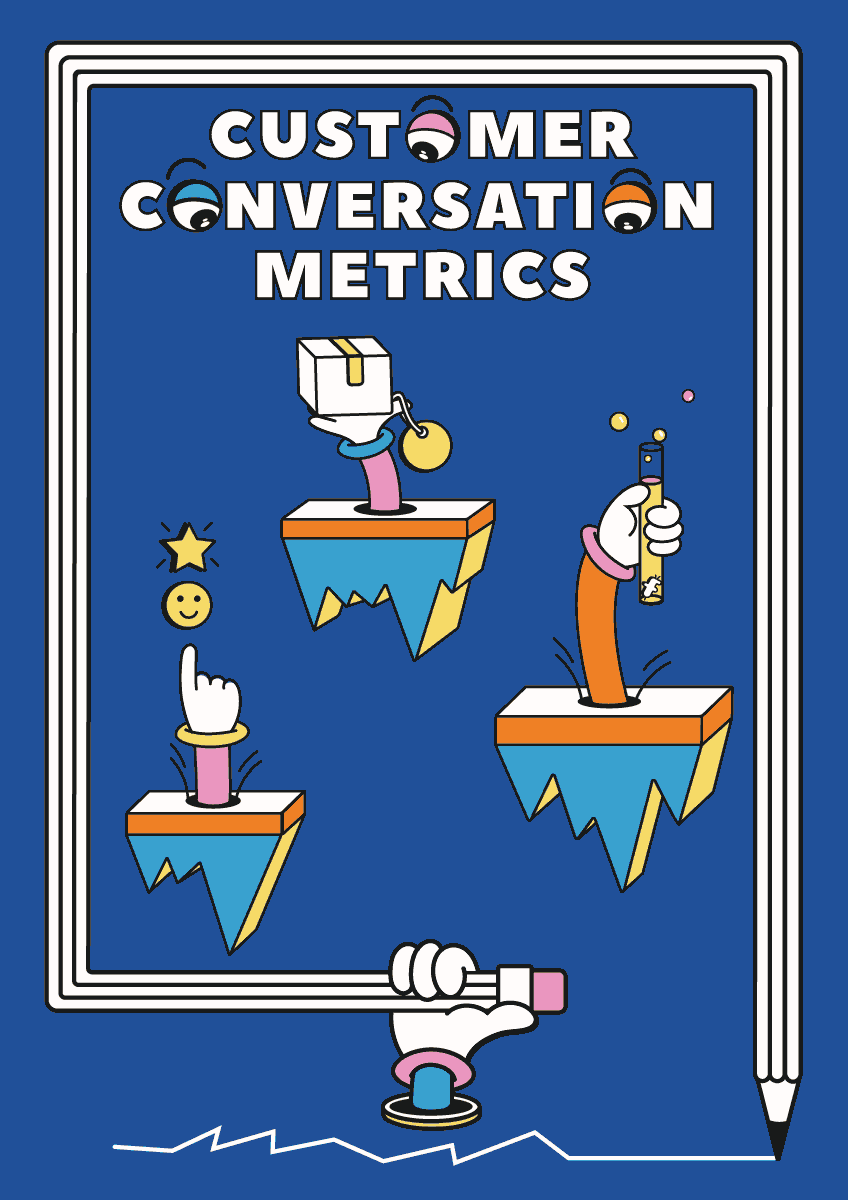 Customer Conversation Metrics