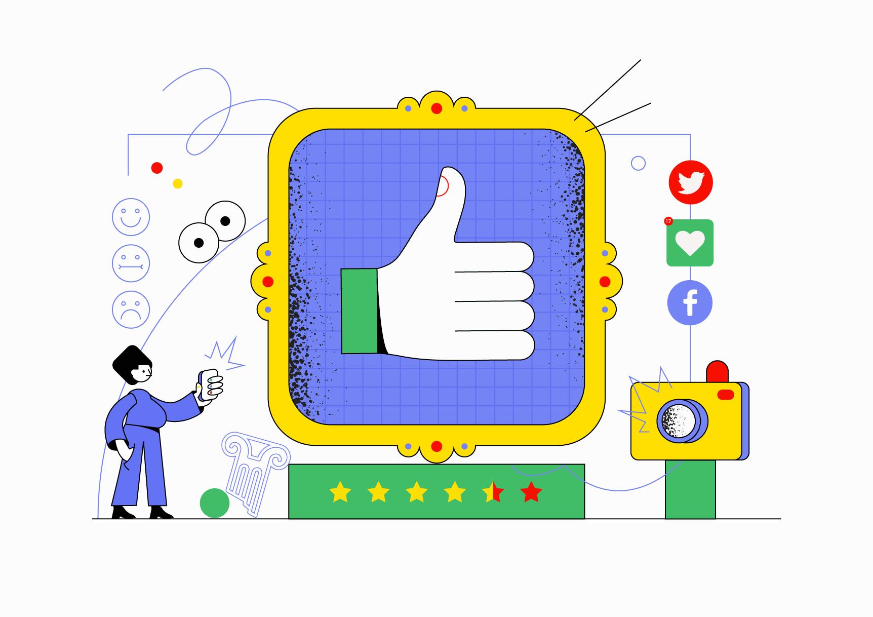 Using Reviews